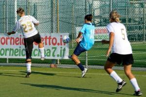 torneo calcio a5 femminile