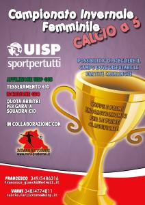 Calcio a5 femminile: Campionato