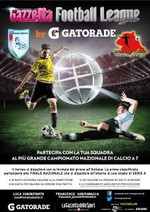 Calcio a 7: Gazzetta Football League Cesena